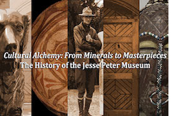 Jesse Peter Multicultural Exhibit Promo Image