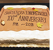 100th Anniversary Celebration Cake