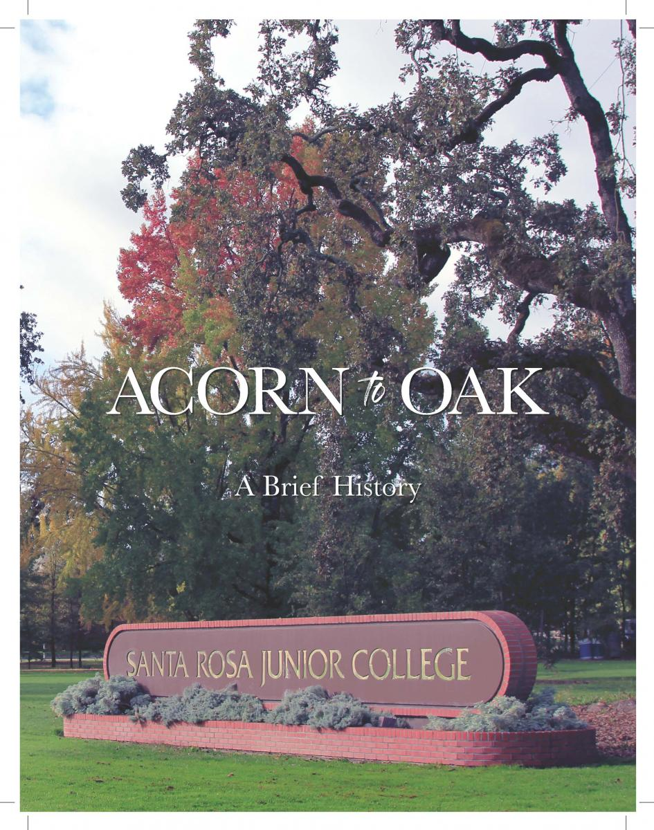 Acorn to Oak Cover Page