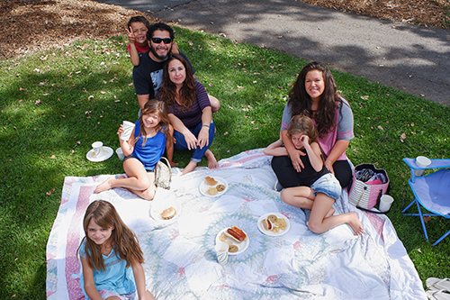 Spirit of SRJC picnic